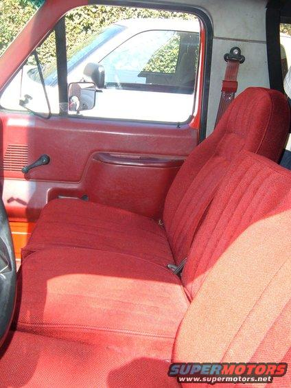 Front Bench Seat Conversion Page 3 Ford Bronco Forum