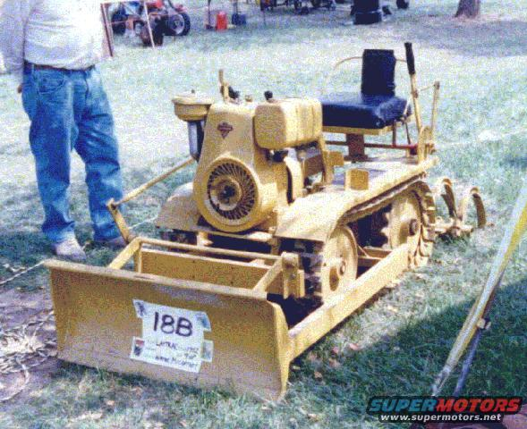 View topic Mini Dozer