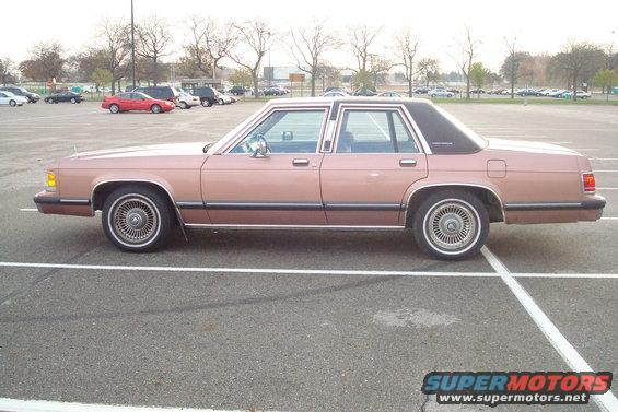 1991 Mercury Grand Marquis pictures photos videos and sounds