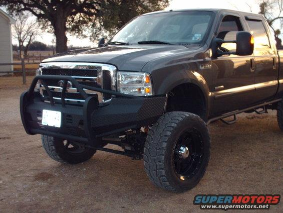 Iron Bull Bumpers : Iron bull bumper poll page ford powerstroke diesel forum