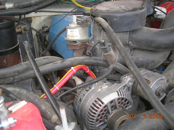 Alternator Issue    Whats Wrong With This Pic