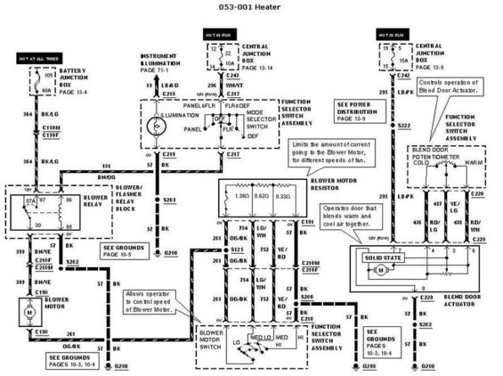 Ignition Wiring Diagram For 2005 Ford F150