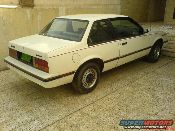 Curbside Classic 1983 Chevrolet Cavalier Wagon 2020