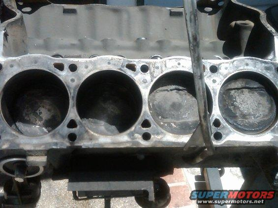 Do Your Pistons Look Like This Ford Bronco Forum