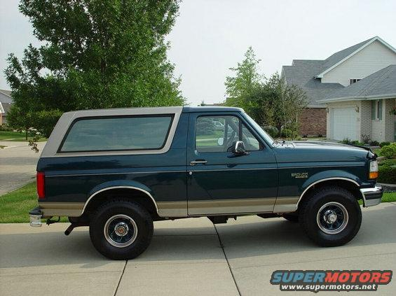 1983 Ford Bronco 1994 Bronco Pictures  Videos  And Sounds