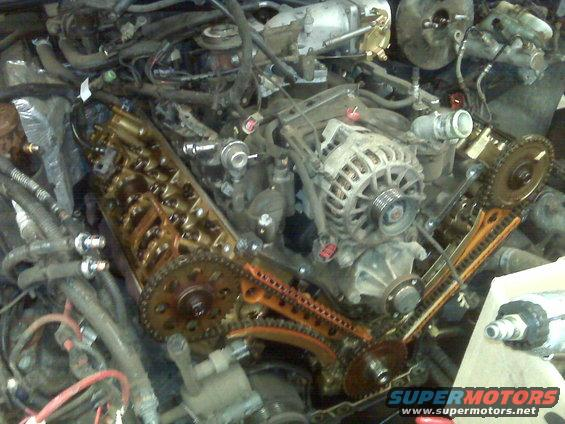 Which valve cover gaskets | 4 6L Based Powertrains