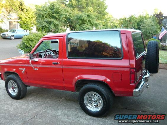 1985 Ford Bronco Ii Pictures Photos Videos And Sounds
