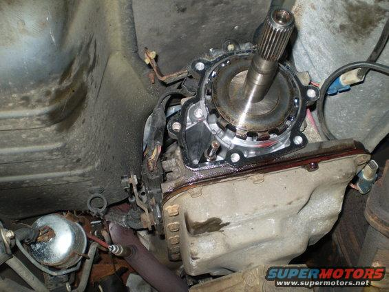 98 Explorer Transmission Questions Ford Bronco Forum