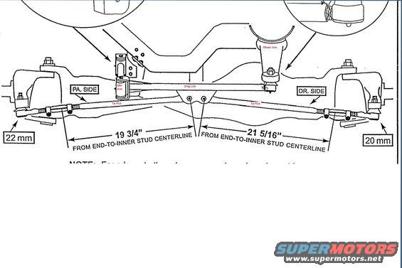 2004 Ford F 350 Front Suspension Diagram