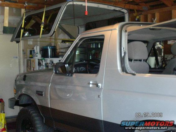 How Much Does The Top Weigh Ford Bronco Forum