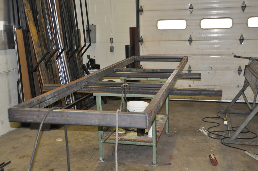 pdf downdraft welding table plans plans free