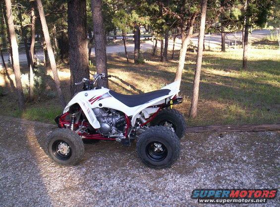 2009 Yamaha Raptor 660 Pictures Photos Videos And