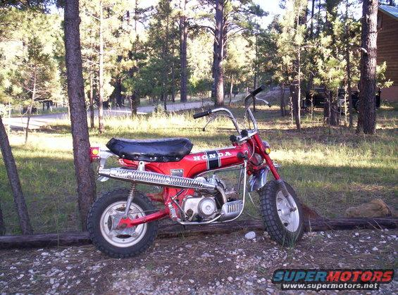 1969 Honda Ct70 Pictures Photos Videos And Sounds
