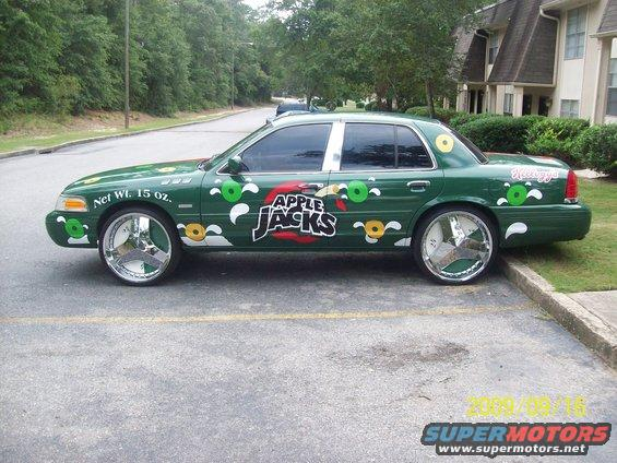 Ford Crown Victoria Pictures Photos Videos And Sounds Supermotors Net