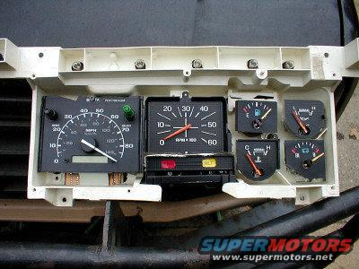 1983 Ford Bronco Psom Picture Supermotors Net