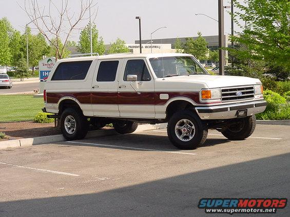 1989 Ford C 350 Centurion Conversions Pictures Photos