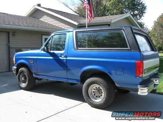 Whats Good For General Motors >> Everyone's got a story, here's mine. - Ford Bronco Forum