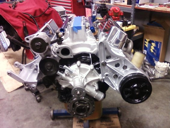 Seattle FSB 408 Stroker Build - Page 5 - Ford Bronco Forum