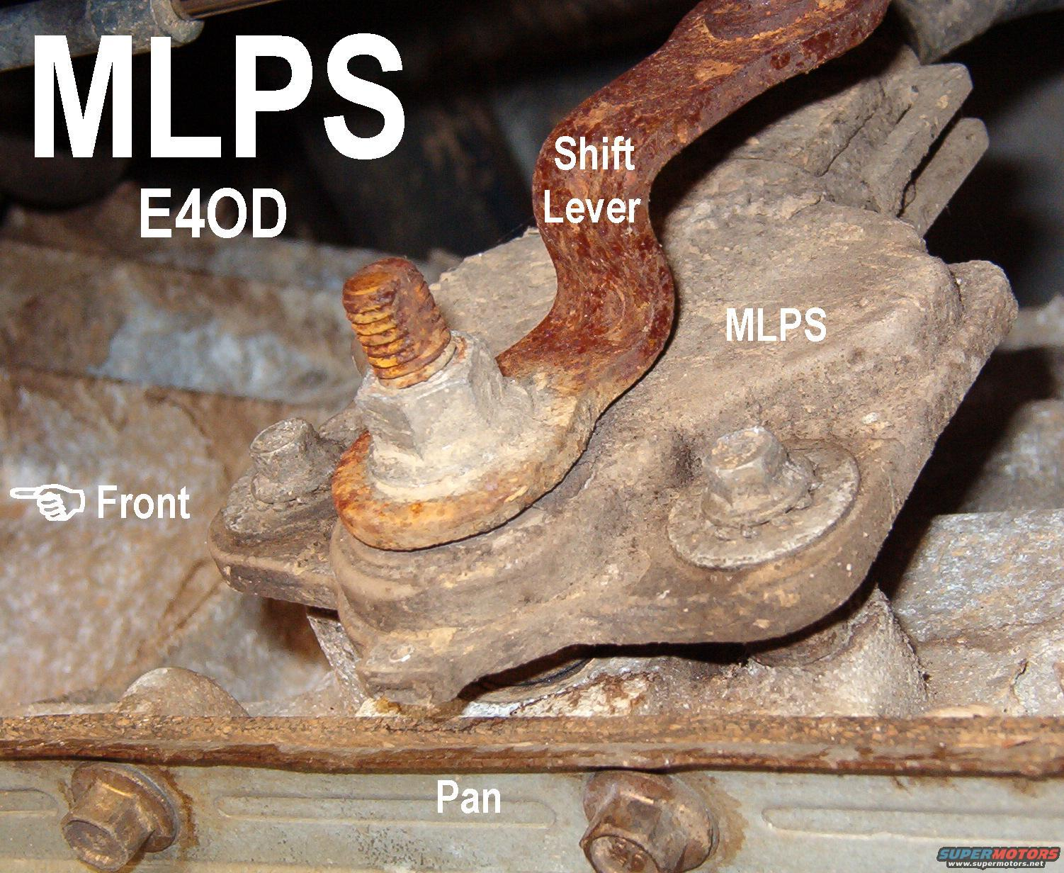 Mlpse Od on 1994 Ford F 150 Truck
