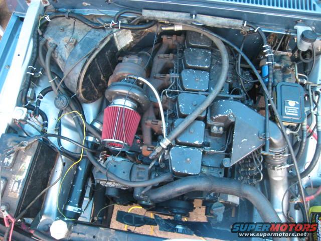 ford f100 motor cummins: