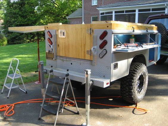 23 Excellent Camper Trailer Stabiliser Legs