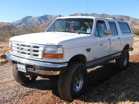 1996 Ford Centurion F350 PSD/4 door Bronco - Ford Muscle ...