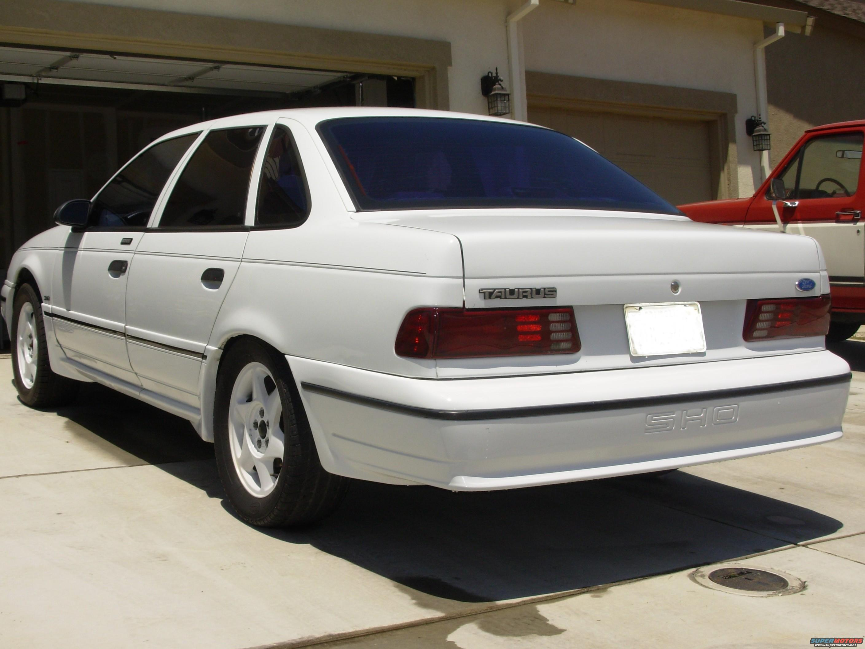 1990 Ford Taurus >> 1989 Ford Taurus 1989 SHO picture | SuperMotors.net