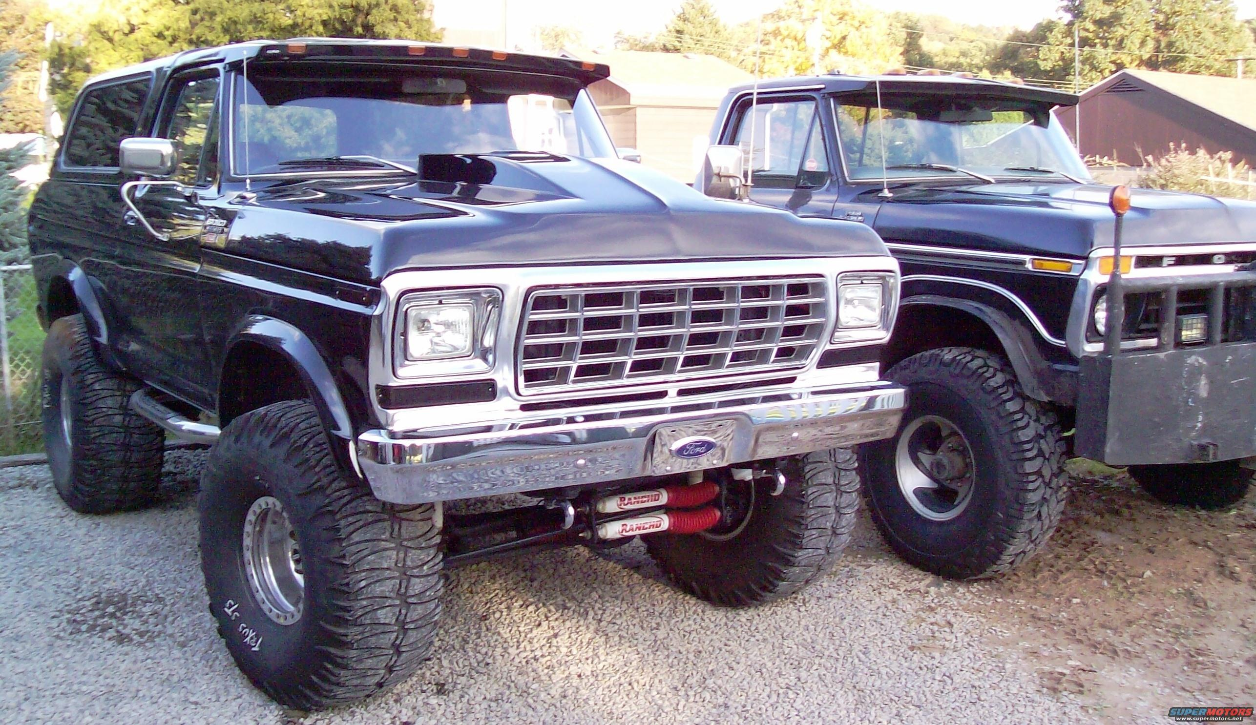 1978 Ford Bronco ford trucks picture | SuperMotors.net