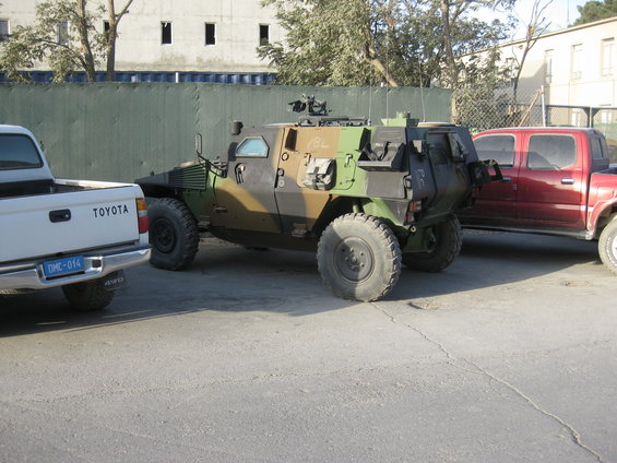 MP32M1 Unified Command And Control Vehicle Editorial Image - Image ...