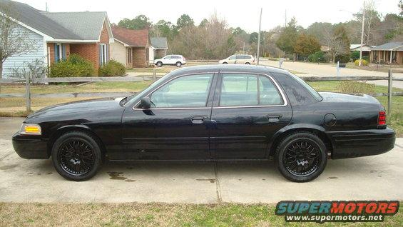 black wheels they are on tires and wheels crownvic net crownvic net
