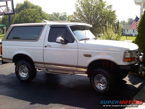 how much is my bronco worth ford bronco forum. Black Bedroom Furniture Sets. Home Design Ideas