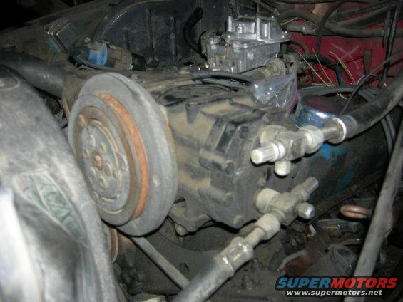 Converting your AC pump to on board Air? - Ford Bronco Forum