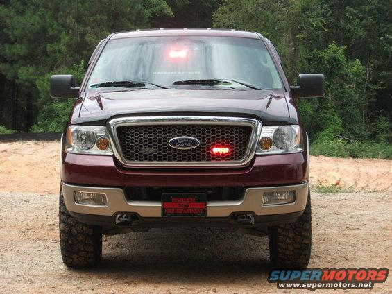 Emergency Lighting Install - F150online Forums