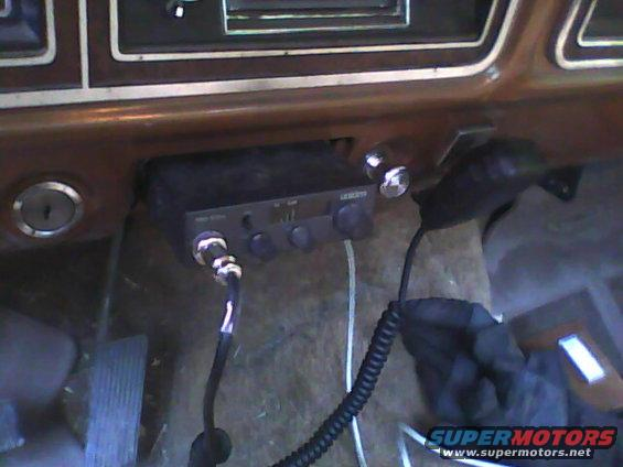Show Me Your Cb Radios Ford Truck Enthusiasts Forumsrhfordtrucks: 1986 Ford F 150 Cb Radio At Elf-jo.com