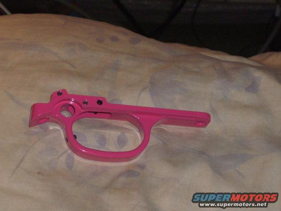 New Pink DIP Trigger Guard :) - .22 Rifle/Rimfire Discussion