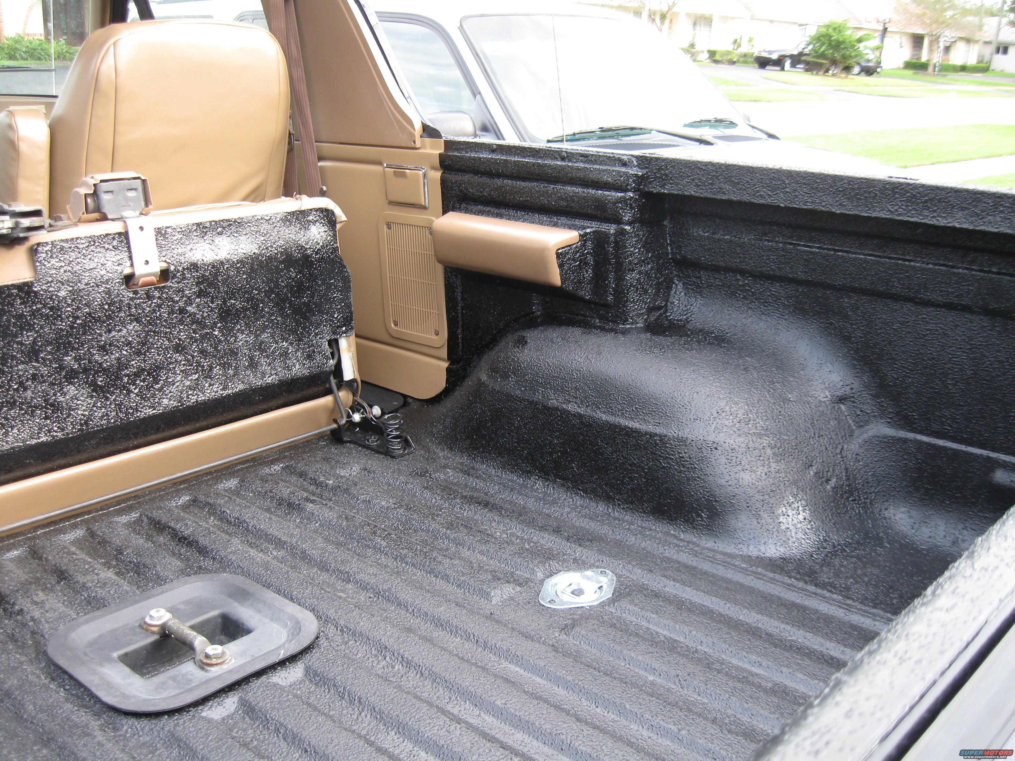 diy with bed and liner a truck your recumbent oleum job rust resources my roller paint