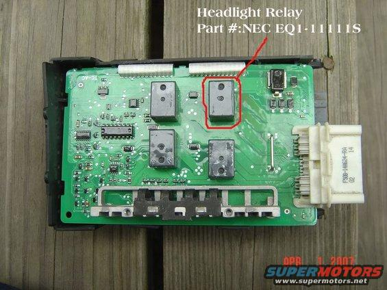 nec relay wiring diagram 2003 lcm parking light    relay     body and interior  2003 lcm parking light    relay     body and interior