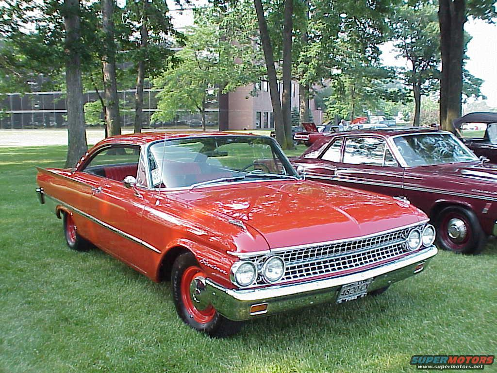 1961 Ford Galaxie 1961
