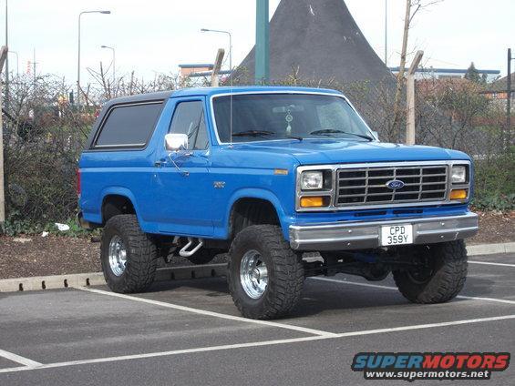 2017 Ford F150 Lifted >> 1982 Ford Bronco bronco picture | SuperMotors.net