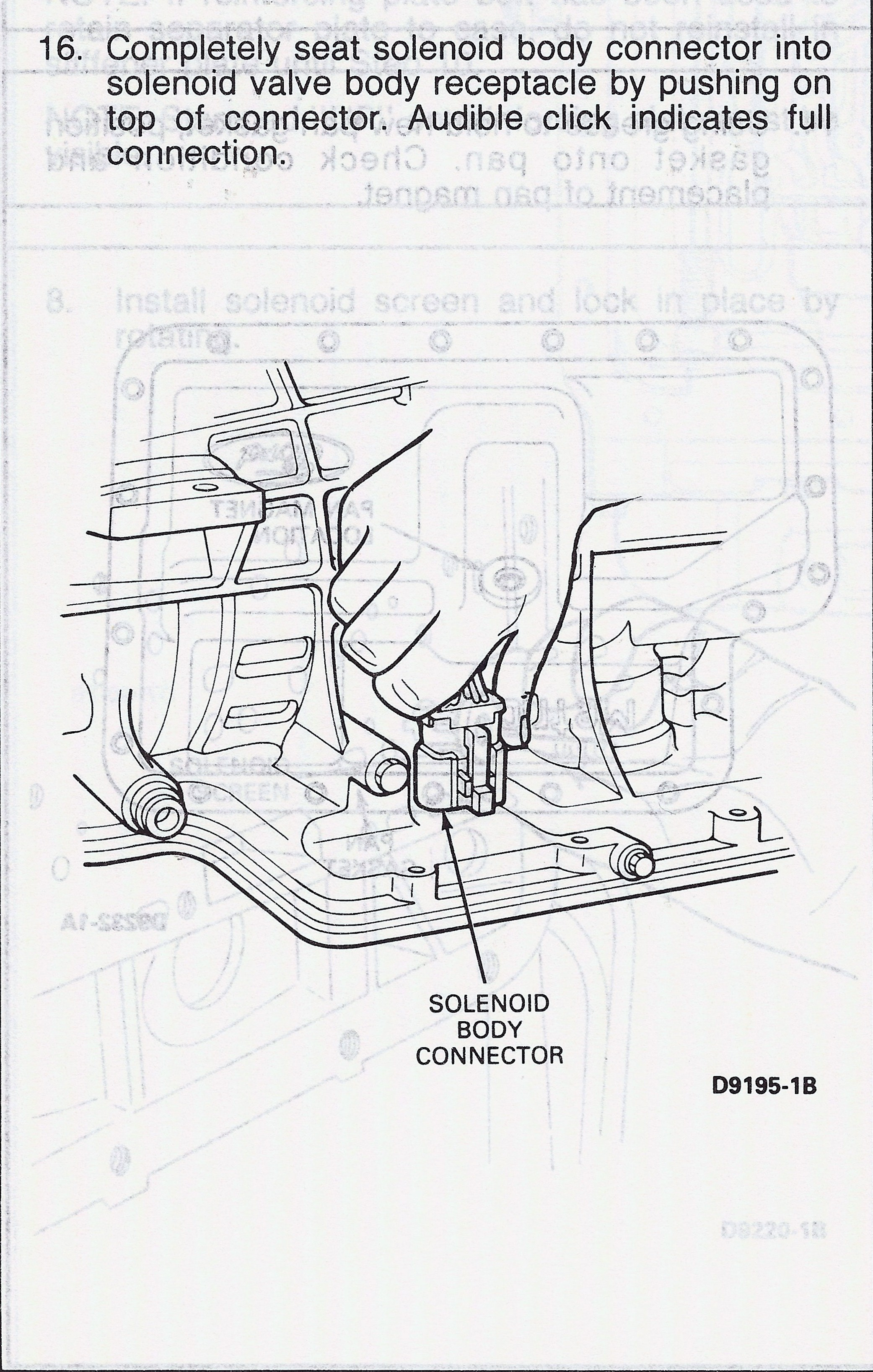Ford E4Od Transmission Wiring Diagram from www.supermotors.net