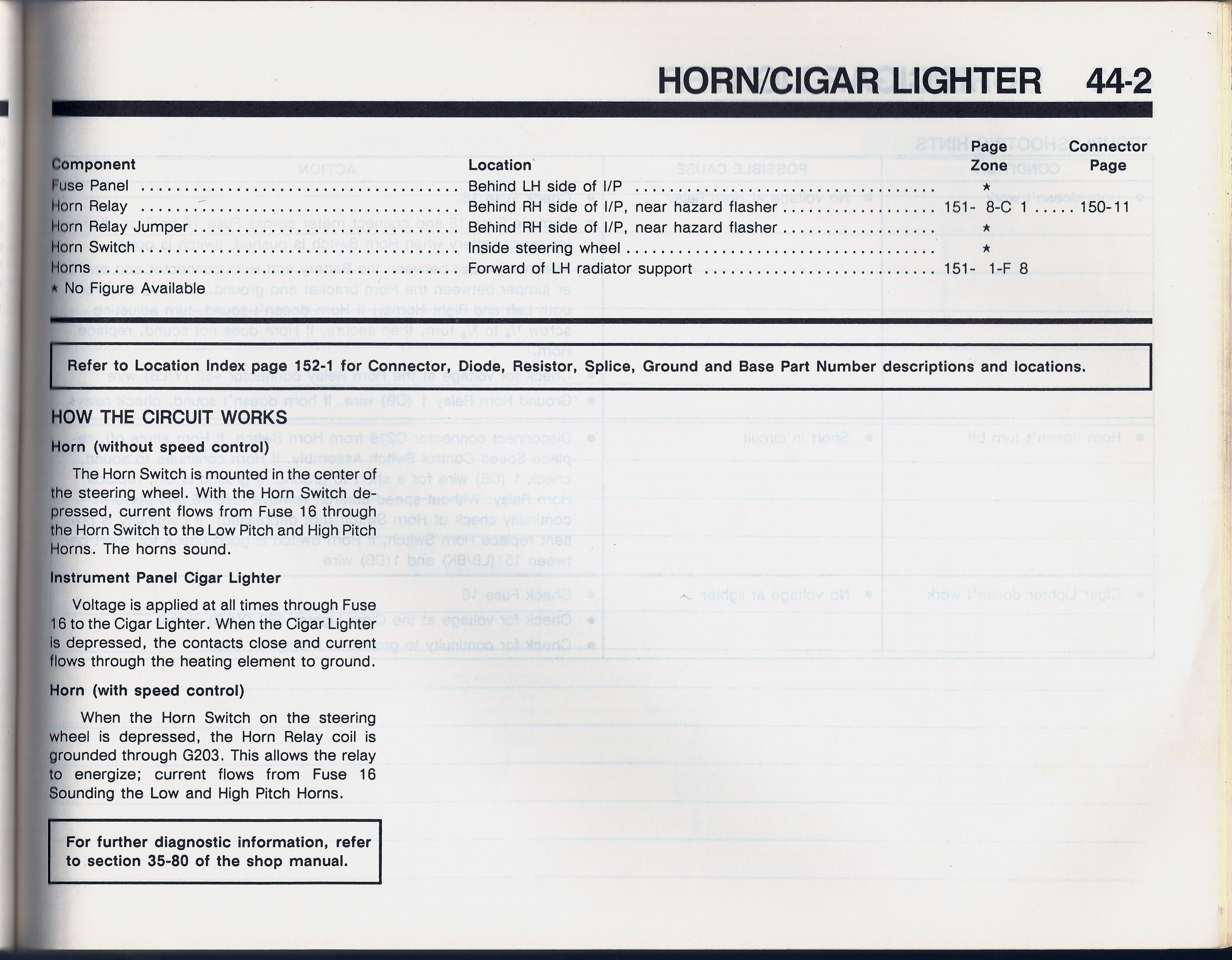 Horn Wiring Ford Truck Enthusiasts Forums 1991 F 150 Diagram This Should Help You Find The Relay