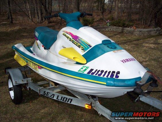 1996 yamaha ra760 waveraider 2 p pictures photos videos for 97 yamaha waverunner 760 parts