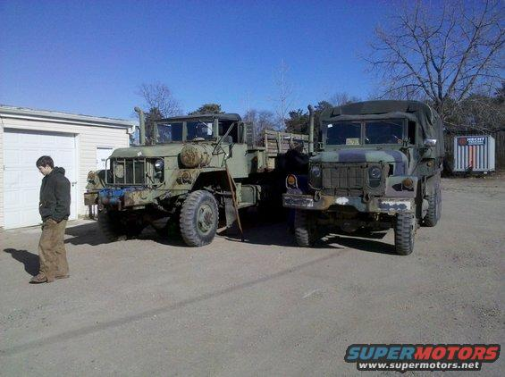 M35A2 aka deuce and a half - Pirate4x4 Com : 4x4 and Off