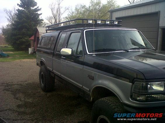 safari roof rack page 2 ford truck enthusiasts forums. Black Bedroom Furniture Sets. Home Design Ideas