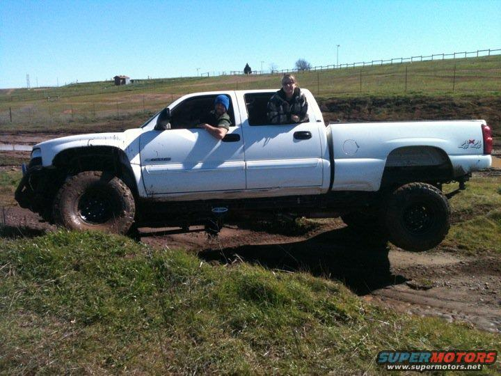 Leveling Kit For Chevy 2003 Chevrolet Silverado 1500 Chevy DD budget prerunner build picture ...