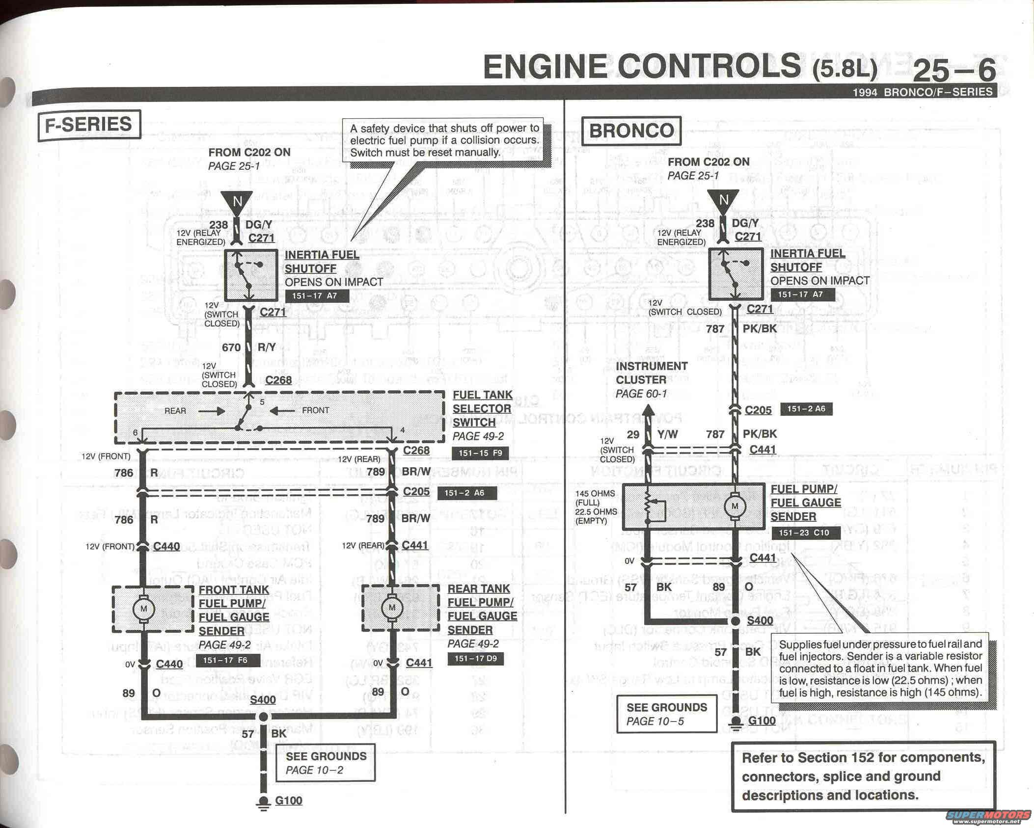 94 ford bronco wiring diagram kill switch question - ford bronco forum 1978 ford bronco wiring diagram #4