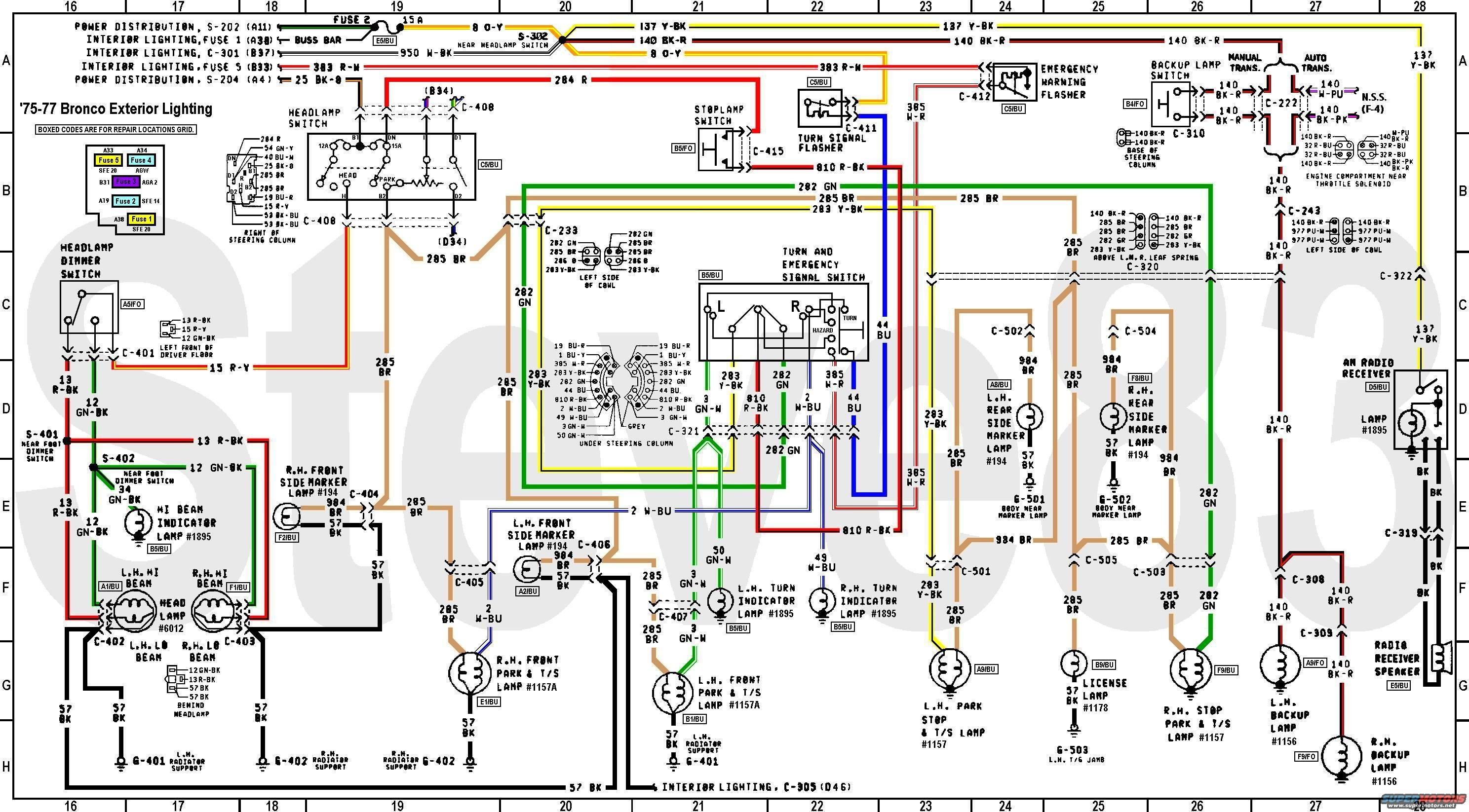 1977 ranchero wiring diagram wirdig 77 ford wiring diagram image wiring diagram amp engine schematic