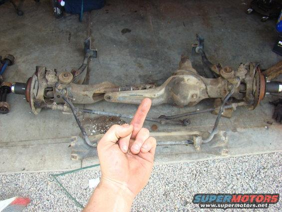 My Solid Axle Swap build Dsc05037