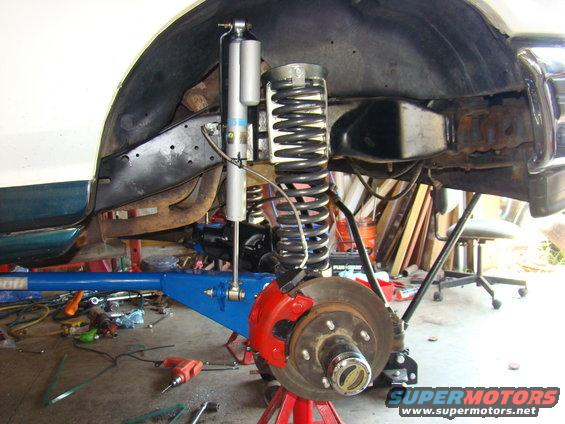 My Solid Axle Swap build Dsc05048