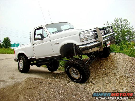 My Solid Axle Swap build Dsc05469